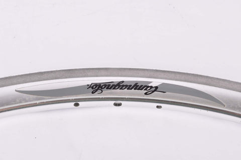 NOS Campagnolo Atlanta 1996 single clincher rim 700c/622mm with 28 holes from the 1990s, silver