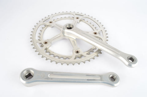 Campagnolo Super Record #1049/A Crankset with 42/52 teeth and 170mm length from 1982