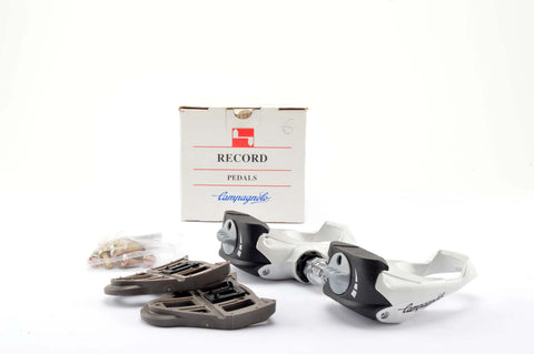 NEW Campagnolo Record #PD-22REQR pedals from the 1990s NOS/NIB