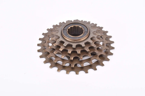 NOS Shimano #MF-Z102 5 speed Uniglide freewheel with 14-28 teeth an english thread