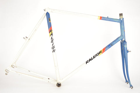 Raleigh Cyclocross frame 61 cm (c-t) / 59.5 cm (c-c) Reynolds 531 tubing