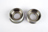 Campagnolo Record #1046/a Bottom Bracket Cups with italian threading from the 1960s -80s