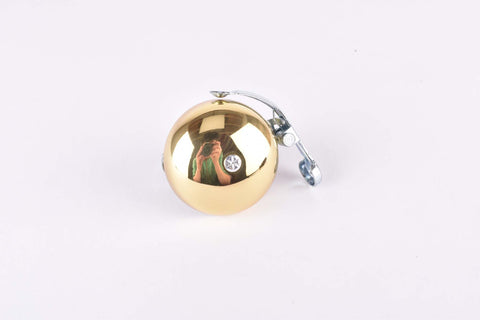 Performance Racebell with spring, brass