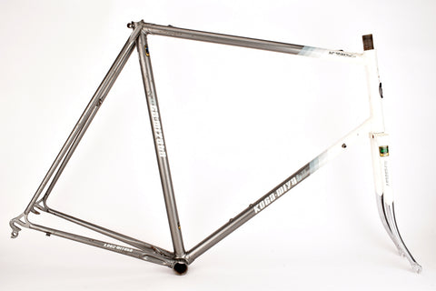 Koga Miyata Roadwinner frame in 63 cm (c-t) / 61.5 cm (c-c) with Hardlite FM-2 and Hi-Manga HM-2 tubes