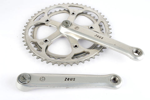 Zeus Supercronos Crankset with 43/52 Teeth and 170 length from the 1980s
