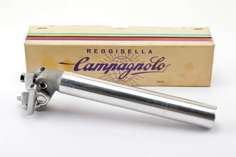 NEW Campagnolo Record #1044 seatpost in 27.4 diameter from the 1970s - 80s NOS/NIB