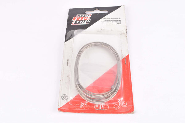 NOS/NIB Rema Tip Top universal Shifting cable in 2.1 m