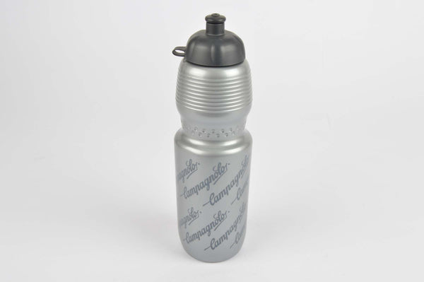 NEW Campagnolo Record water bottle in grey with 750ml from 2009 NOS