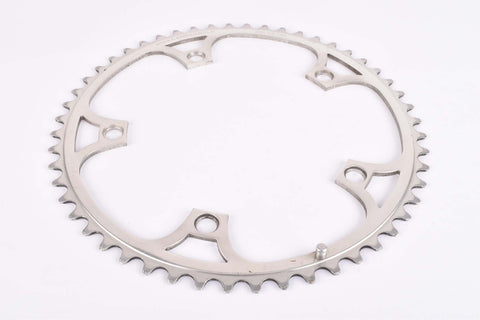Campagnolo Super Record #753/A Chainring with 52 teeth and 144 BCD from the 1970s - 80s