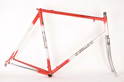 Gazelle Champion Mondial AA Special Monostay frame in 60 cm (c-t) 58.5 cm (c-c) with Reynolds 531 tubing