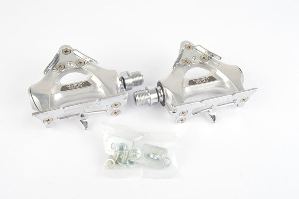 NEW Shimano 600EX #PD-6207 Pedals with english threading from 1987 NOS