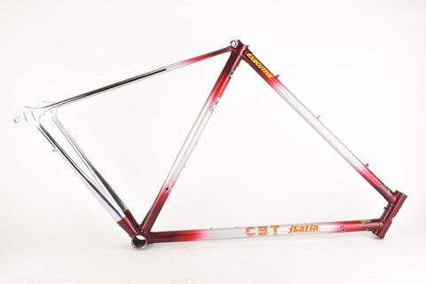 CBT Italia Executive frame in 54 cm (c-t) / 52.5 cm (c-c) with Oria Special TC 0.8 tubes