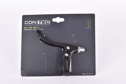 Contec BL-US 2F L left brake lever for flat bars in black