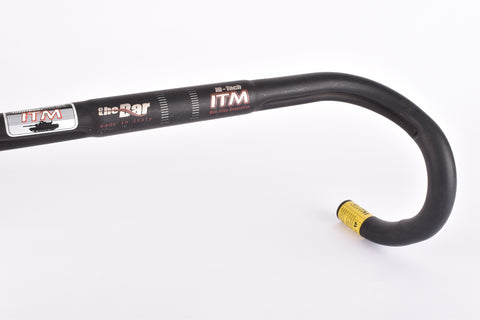 NOS ITM Hi-Tech new alloy generation Handlebar 41 cm (c-c) with 25.8 clampsize from the 1990s