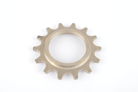 Campagnolo Super Record #M-14 steel Freewheel Cog with 14 teeth from the 1980s
