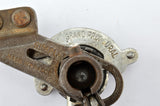 Early Simplex Grand Prix Dural rear derailleur from the 1930s - 50s
