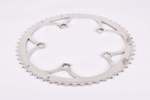 NOS Campagnolo Record 9/10 speed chainring with 55 teeth and 135 BCD from the 2000s
