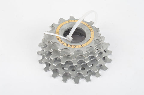 Campagnolo 50th Anniversary Aluminium Cog Set for 6-speed Freewheel 13-21 teeth from the 1980s