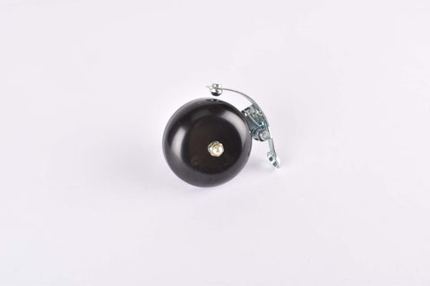 Racebell with spring, black