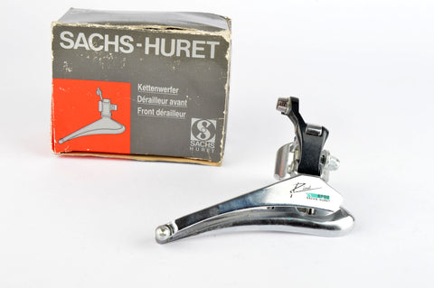 NEW Sachs-Huret Rival 6000 Sport clamp-on front derailleur from the 1980s NOS/NIB