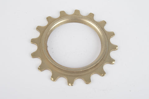 NOS Sachs Maillard #DY steel Freewheel Cog, threaded on inside, with 16 teeth from the 1980s - 90s
