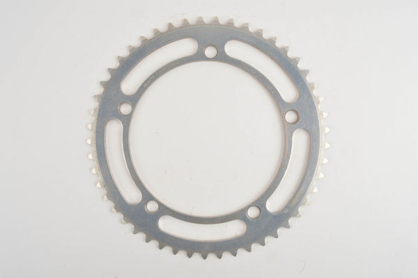 NEW Sugino Mighty Competition Chainring 49 teeth and 144 mm BCD from the 80s NOS
