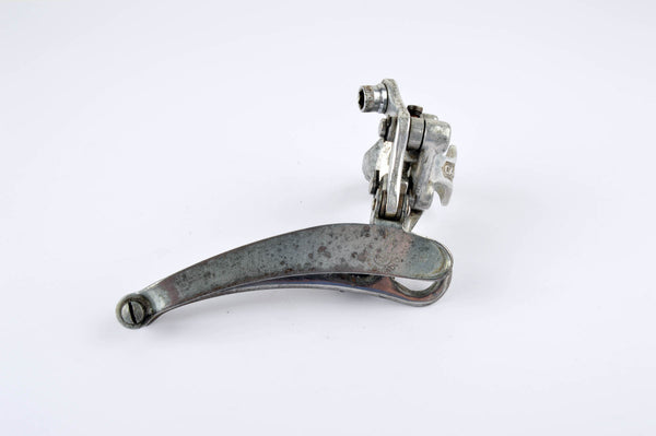 Campagnolo Nuovo Valentino clamp-on front derailleur from the 1980s