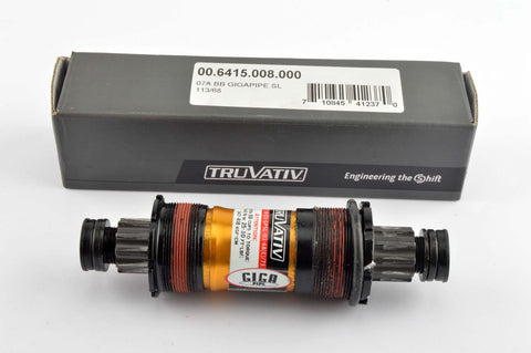 NEW Truvativ Gigapipe SL bottom bracket with BSA threading from 2010s