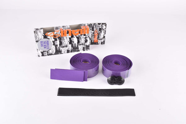 Cinelli C Ribbon Handlebar Tape, purple
