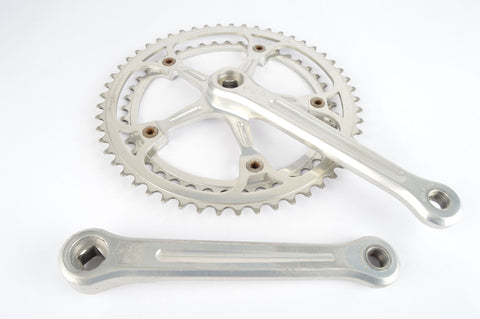 Campagnolo Super Record #1049/A Crankset with 44/53 teeth and 172.5mm length from the 1970s - 80s
