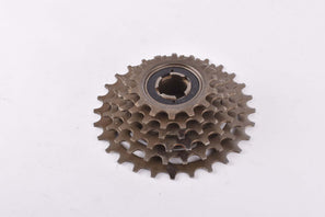 NOS Suntour Alpha 6-speed Accushift Freewheel with 14-28 teeth and english thread from 1987