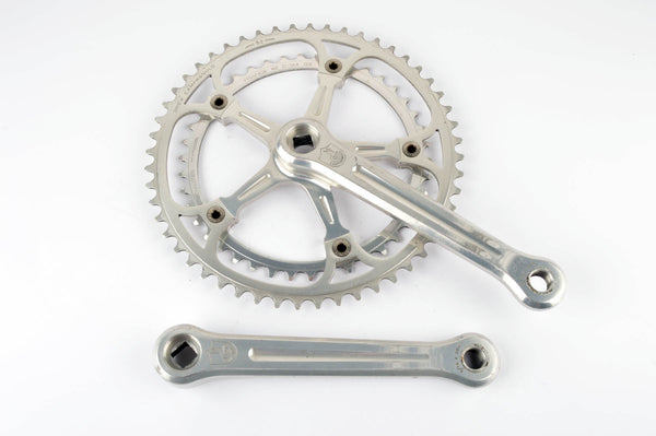 Campagnolo #1049/A Super Record crankset with 42/52 teeth and 172.5 length from 1984