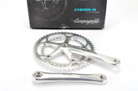 NEW Campagnolo Chorus 10 Speed Crankset with 52/39 teeth and 172.5mm length from the 90s NOS/NIB