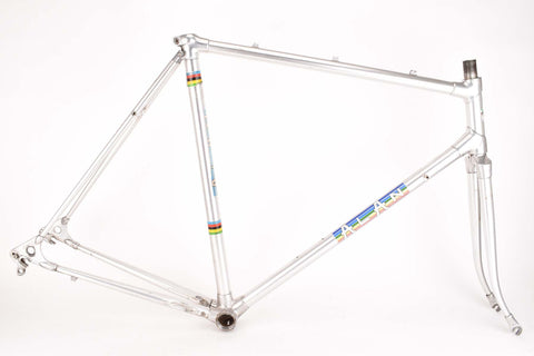 Alan frame in 56.5 cm (c-t) / 55 cm (c-c) with defects
