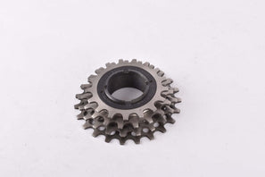 NOS Regina (Soc. Ital. Catene Calibrate-Merate) Extra 4-speed Freewheel with 17-23 teeth and italian thread from 1953
