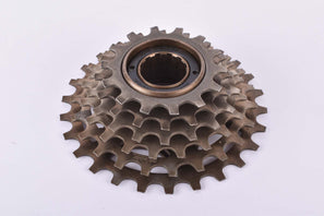 Shimano #MF-Z012 6-speed Freewheel with 14-26 teeth and english thread from 1988