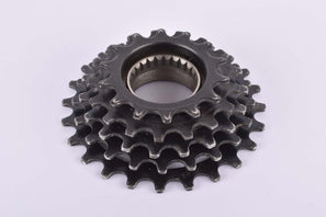 Maillard 5 speed Freewheel with 14-24 teeth and english thread from the 1970s - 80s