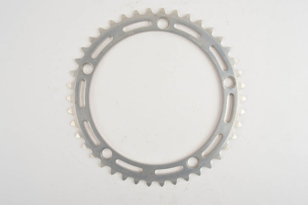 NEW Sugino Mighty Competition Chainring 42 teeth and 144 mm BCD from the 80s NOS