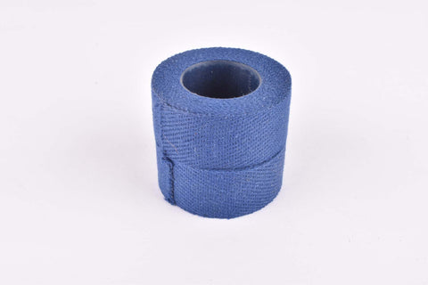 NOS Blue Agu Sport cotton handlebar tape (2 rolls)