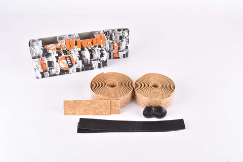 Cinelli Gel Cork Ribbon Handlebar Tape, corky