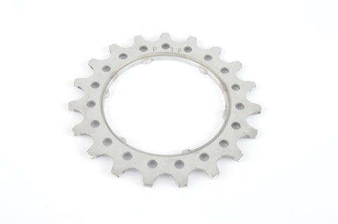 Campagnolo Super Record #P-19 Aluminium Freewheel Cog with 19 teeth from the 1980s