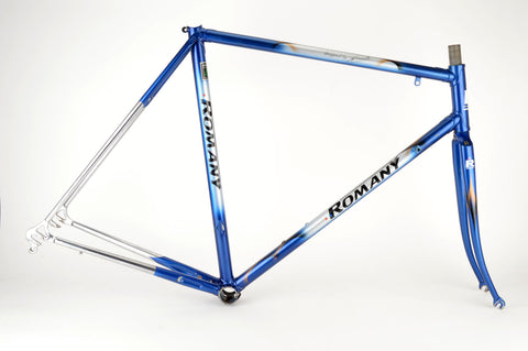 Romany frame 56 cm (c-t) / 54.5 cm (c-c) Romany Special Lightwight Tubing