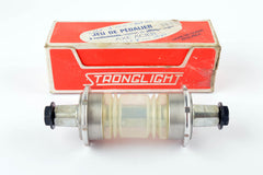 NEW Stronglight Competition ref. 651 Bottom Bracket with BSA threading and 118 mm length NOS/NIB
