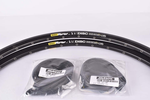"NOS Mavic Xm419 Disc tubeless rim set in 27.5""/584mm with 32 holes"