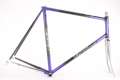 Romany Zegge frame in 64 cm (c-t) / 62.5 cm (c-c) with Romany Special Lightweight tubes
