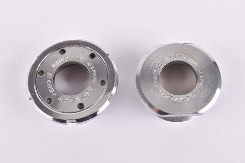 Shimano 600 EX #BB-6200 Bottom Bracket Cups with english thread from the 1984