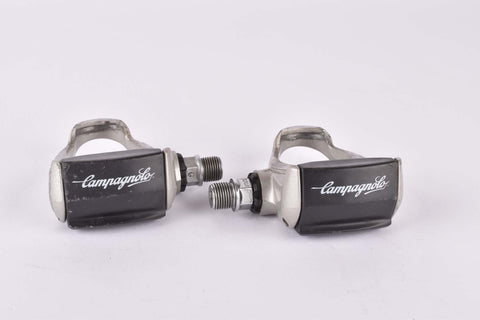 Campagnolo Look patented clipless pedals with english thread