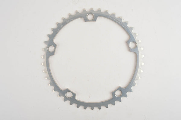 NEW Sugino Aero Mighty Chainring 42 teeth and 144 mm BCD from the 80s NOS