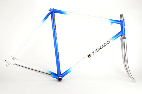 Colnago Export frame in 55 cm (c-t) / 53.5 cm (c-c), with Columbus GT tubing