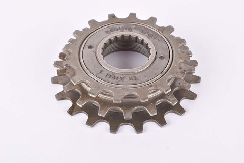NOS Regina Sport 3speed freewheel with 16-20 teeth and english tread from 1981